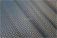 P 504, Kunstleder grün-blau, Rohrgeflecht Design,  Rückenlehnenbezug hinten, Rücksitzbank, Peugeot 504. Original Peugeot. Or.Nr.898949 -1 - 78556 - Der Franzose