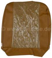 P 304, Velour beige, Sitzkissenbezug vorne, Peugeot 304, Or.Nr. 898156 - 78614 - Der Franzose