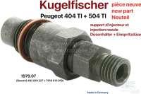 Kugelfischer Düsenhalter + Einspritzdüse (per Stück). Or. Nr. 1979.07 (Bosch 8 492 801 227 + 7910 013 019) Neuteil. Made in Germany. -1 - 71418 - Der Franzose