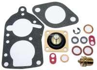 P 403/404/504/Simca, Vergaser Reparatursatz Peugeot 403, 404, 504, Simca Rally 1000. Vergaser Solex 34 BICSA 3/12. - 72851 - Der Franzose