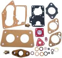 P 504 V6, Vergaser Reparatursatz Peugeot 504 V6 Coupe + Cabrio, P 604 V6, Renault R30, Alpine A310. Vergaser Solex 34TBIA + 35 CEEI. - 72854 - Der Franzose