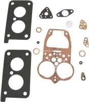 P 504/505/104, Vergaserdichtsatz Solex 32/35 TMIMA. Passend für Peugeot 504 GL/GR. Peugeot 505 GR/SR/GL. Peugeot 104 ZS - 72466 - Der Franzose