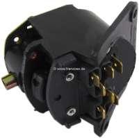 Licht + Hupenschalter. Passend für Renault R4.  Es ist nur der Schalter. Der Betätigungshebel muss übernommen werden. Or. Nr. 7701015011 * 7701015007. -1 - 85246 - Der Franzose