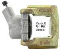 R4/R5, Bremssattel Renault R4, R5, vorne rechts. System Bendix, (Neuteil). Altteil Rückgabe nicht erforderlich! - 84342 - Der Franzose
