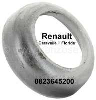 Floride/Caravelle, Teller (aus Aluminium) für die Hinterachsfeder. Per Stück. Passend für Renault Caravelle + Floride. Or. Nr. 0823645200 - 83381 - Der Franzose