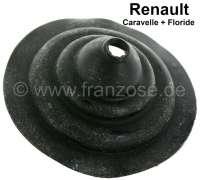 Dauphine, Gummimanschette für den Schalthebel (im Innenraum). Passend für Renault Dauphine. | 82463 | Der Franzose - www.franzose.de