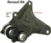R4, Drehstabaufnahme hinten rechts. Feinverzahnt. Original Renault, kein Nachbau. Passend für Renault R4. - 83396 - Der Franzose