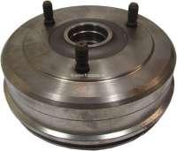 Bremstrommel hinten (per Stück). Passend für Renault R14. Durchmesser: 180mm. Bremsfläche: 57mm. Made in Europe. -1 - 84229 - Der Franzose