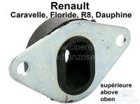 Dauphine/R8/Caravelle, Getriebehalter oben, per Stück. Passend für Renault Dauphine, Floride, Caravelle, R8. Or. Nr. 8300013 - 81319 - Der Franzose