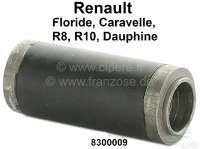 Dauphine/R8/R10/Caravelle, Buchse in dem oberen Getriebehalter. Passend für Renault Dauphine, R8 + R10, Caravelle, Floride. Or. Nr. 8300009 - 81346 - Der Franzose