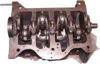 Motorblock, passend für Renault R8, R10, Estafette. Motorkennung 688 01 (1108ccm). R10, TYP 119 von 1966 - 1972. R8 von 1962 - 1972. Estafette Typ 213, von 1962 - 1981. Incl. Kurbelwelle, Kolben, Zylinder. 5 Loch Schwungradverschraubung! Original Ostergaard Motorblock! - 81283 - Der Franzose