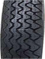 Reifen 165/13 XAS Michelin. Passend für Renault Alpine 110 -1 - 83219 - Der Franzose