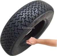 Reifen 165/13 XAS Michelin. Passend für Renault Alpine 110 -2 - 83219 - Der Franzose