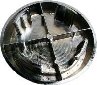Felgen Nabenabdeckung (4 Stück) für Aluminiumfelge von Dunlop. Passend für Renault R16, R12, R14, R15, R17, R18. Original, kein Nachbau! -1 - 88823 - Der Franzose