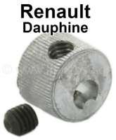 Dauphine, Adapter (feinverzahnt) für den Scheibenwischerarm. Per Stück. Passend für Renault Dauphine. Or. Nr. 8542549 - 85412 - Der Franzose