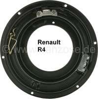 R4, Scheinwerfertopf (Scheinwerferhalterung) aus Metall. Passend für Renault R4. - 85071 - Der Franzose