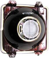 R6, Scheinwerfer vorne rechts, Ausführung Bilux. Passend für Renault R6. Original CIBIE. -1 - 85222 - Der Franzose