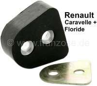 Caravelle/Floride, Tür Anschlaggummi (Cheston). Passend für Renault Floride + Caravelle. Per Stück - 87758 - Der Franzose