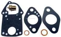 Vergaser Reparatursatz Solex 26 DITS + 26 DIS 5. Passend für Renault R4 (747ccm bis 845ccm). Renault 4CV. (Gutbrod) - 82871 - Der Franzose