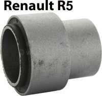 R5, Silentbuchse Aufhängung - Federung. Passend für Renault R5. Abmessung: Innen ca. 37 x 59mm. Außen ca. 55 x 28mm. Or. Nr. 7700531796 - 83314 - Der Franzose