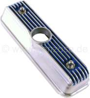 4CV/Dauphine/Floride, Ventildeckel aus Aluminium. Farbe: blau. Passend für Renault 4CV, Dauphine + Floride. Or. Nr. 8535883 -1 - 80161 - Der Franzose