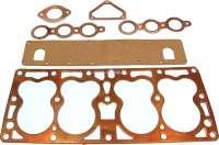 Primaquatre/Vivaquatre, Zylinderkopfdichtsatz. Passend für Renault  Primaquatre, Vivaquatre, Coloral (10CV + 14CV). Verbaut von Baujahr 1936 bis 1951. Original Hersteller. - 81011 - Der Franzose