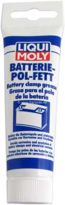 Peugeot Battery pole grease, 50g tube.
