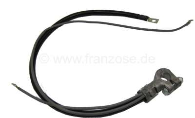 Sonstige-Citroen Ground cable 500mm long, universal