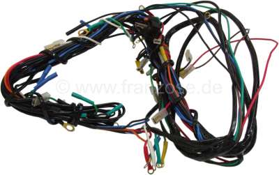 Citroen-2CV Wire harness front for Mehari.