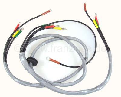 Citroen-2CV Wiring harness in headlight carrier  for 2CV from 09/1962 to 06/1965.
