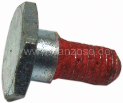 Citroen-2CV Axle for the driving bow at the Solex carburetor. Suitable for Citroen 2CV. For the follow