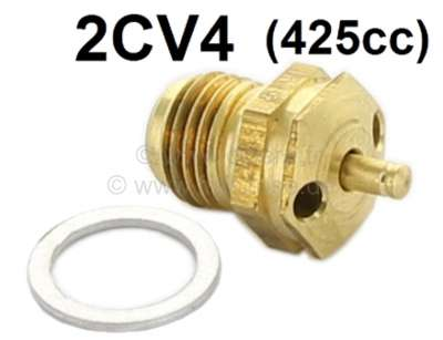 Citroen-2CV Float needle valve, suitable for Citroen 2CV4. (425cc)