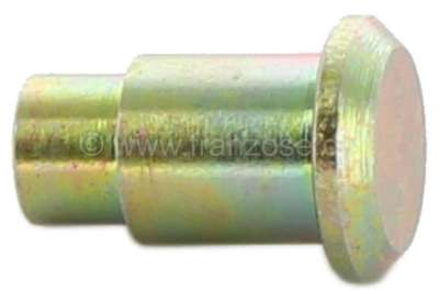 Citroen-2CV Mounting pin for actuation cylinder, for acceleration pump at the oval carburetor, Citroen