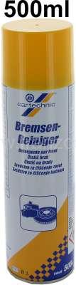 Citroen-DS-11CV-HY Brakes cleaner 500ml, spray bottle, removes even other filth,