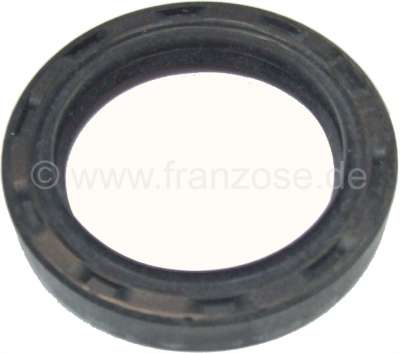 Citroen-2CV Shaft seal crankshaft rear, for 2CV4. Oversize, for polished crankshafts. Measurements: 47