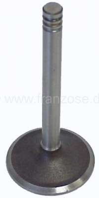 Citroen-2CV Outlet valve for 2CV6, per unit. Diameter: 34mm, length: 87,1mm. Or.no.: 95536027
