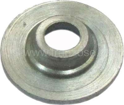 Citroen-2CV 2CV, plate for the valve spring. Suitable for Citroen 2CV. Diameter: 30mm. Height over eve