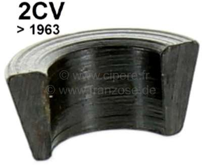 Citroen-2CV Valve spring cotter for Citroen 2CV to year of construction 1963. Suitable for inlet + exh