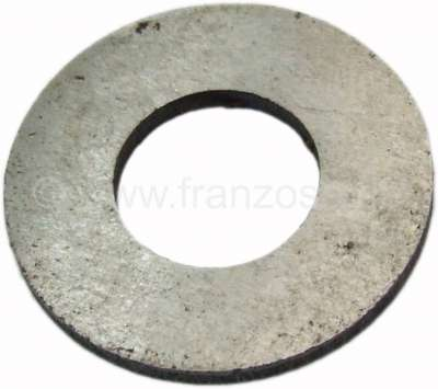 Citroen-2CV Adjustment disk above, for the differential. Suitable for Citroen 2CV. Measurements: 13x28