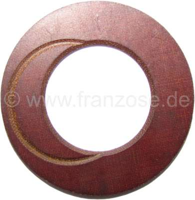 Citroen-2CV Adjustment disk rear, for the differential. Suitable for Citroen 2CV. Strength: 1,35mm. Or