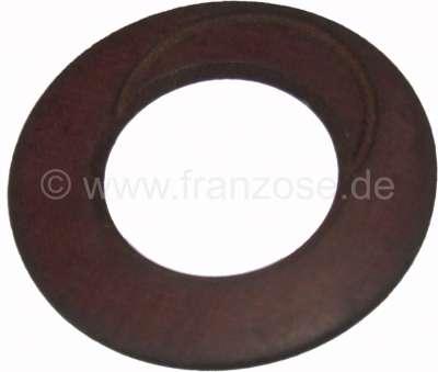 Citroen-2CV Adjustment disk rear, for the differential. Suitable for Citroen 2CV. Strength: 1,47mm. Or