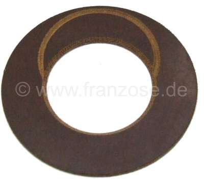 Citroen-2CV Adjustment disk rear, for the differential. Suitable for Citroen 2CV. Strength: 1,59mm. Or