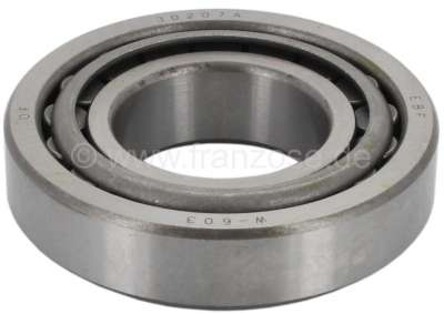 Citroen-2CV Differential bearing for Citroen 2CV4. Installed from year of construction 1963 to 1970. I