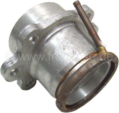 Citroen-2CV Bearing on the right, for the connection of the drive shaft in the gearbox. Suitable for C