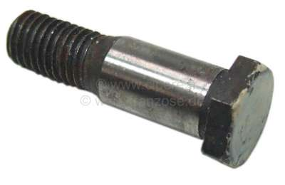 Citroen-2CV Screw for the driving shaft to the drive shaft. Gearbox side Installed. Suitable for Citro