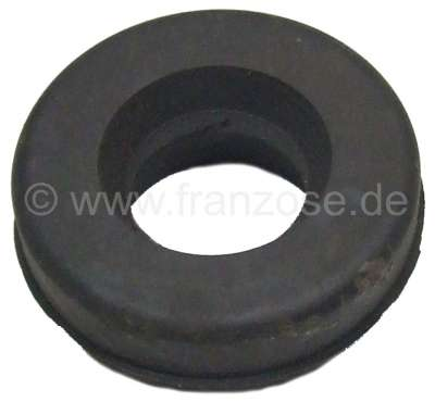 Citroen-2CV Tappet tubing seal for 2CV old version. Single gasket without bridge in the middle. You ne