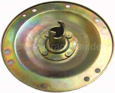 Citroen-2CV Belt pulley reproduction, suitable for Citroen 2C4+6. good reproduction. Made in European