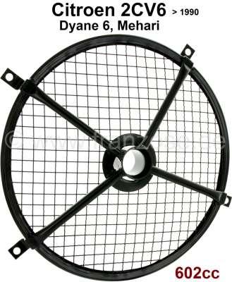 Citroen-2CV Grid for the engine fan case (602cc). Suitable for Citroen 2CV6, Dyane 6, Mehari. Very goo