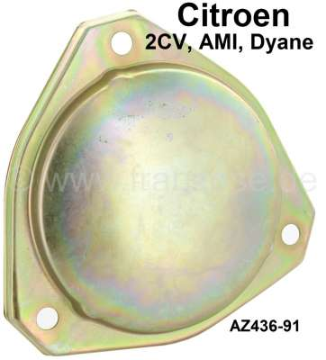 Citroen-2CV Friction shock absorber - locking cap, at front axle. Suitable for Citroen 2CV. Or.Nr.: AZ