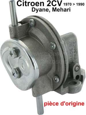 Citroen-2CV Gasoline pump for Citroen 2CV6, original manufacturer! The better choice.